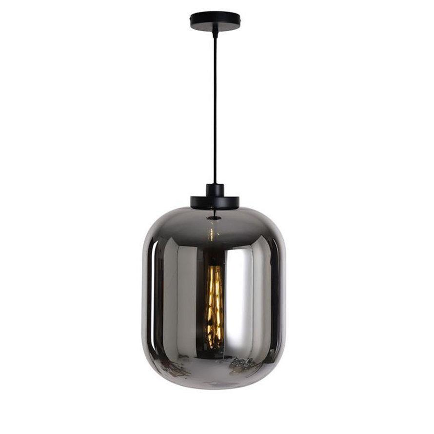 Hanglamp Smoke 45 cm 1-lichts glas