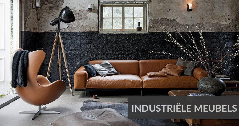 11 x tips en inspiratie voor industriële meubels!