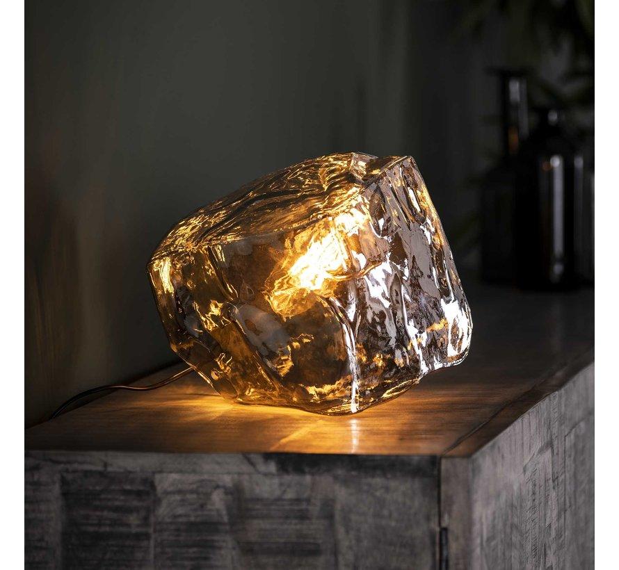 Design tafellamp Angel glas 1-lichts