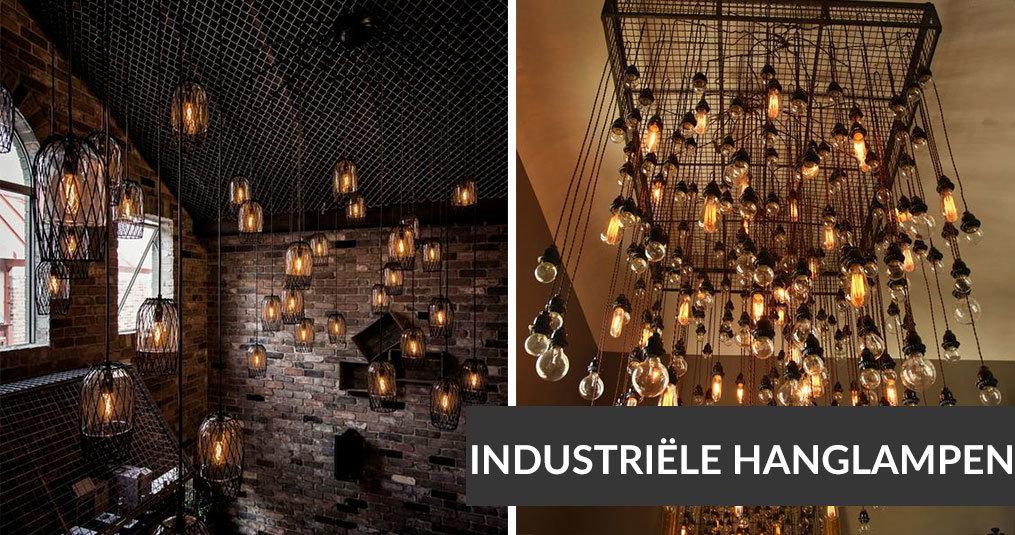 Tips & advies bij het kiezen van een industriële hanglamp