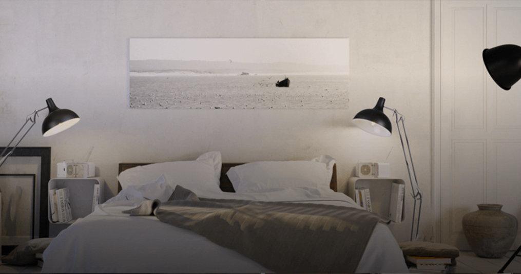 Inspiratie   slaapkamer lampen voor een sfeervolle slaapkamer