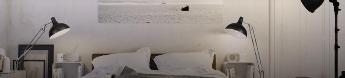 Inspiratie | slaapkamer lampen voor een sfeervolle slaapkamer
