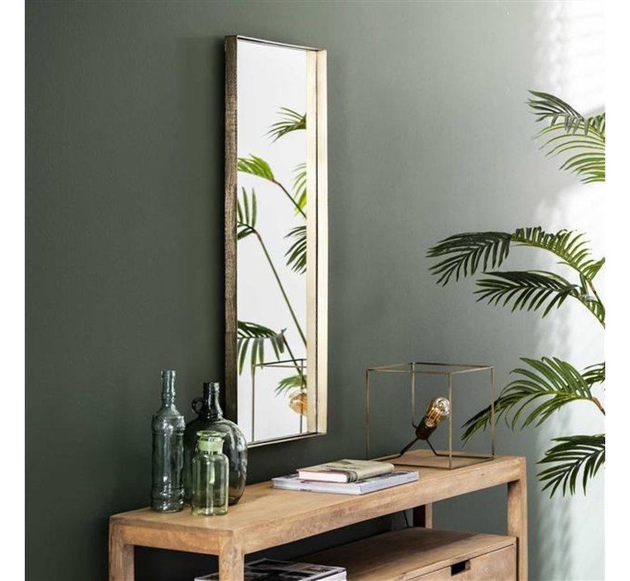 Design spiegel Angela goud 40 x 100 cm