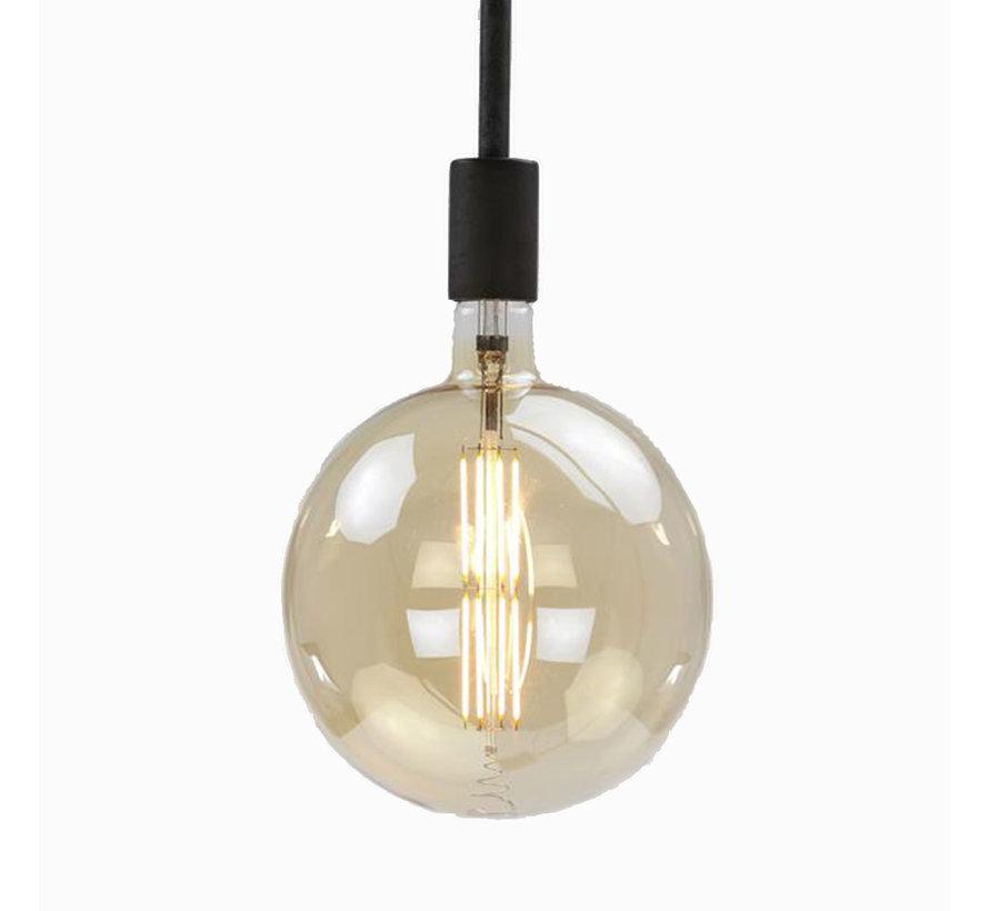 Lichtbron LED bol amberkleurig Ø 20 cm