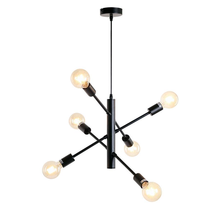 Hanglamp Harvey 6-lichts