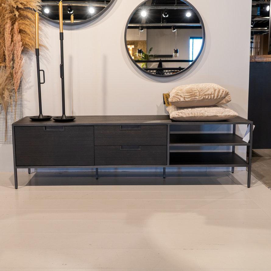 Tv-meubel Madison Dark acaciahout 160 cm