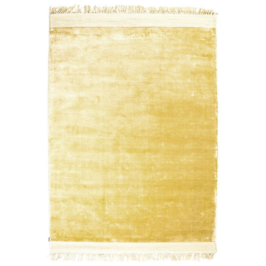 Vloerkleed Livia geel 160x230 cm