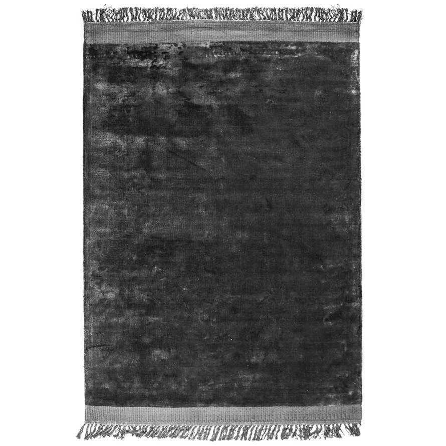 Vloerkleed Livia antraciet160x230 cm