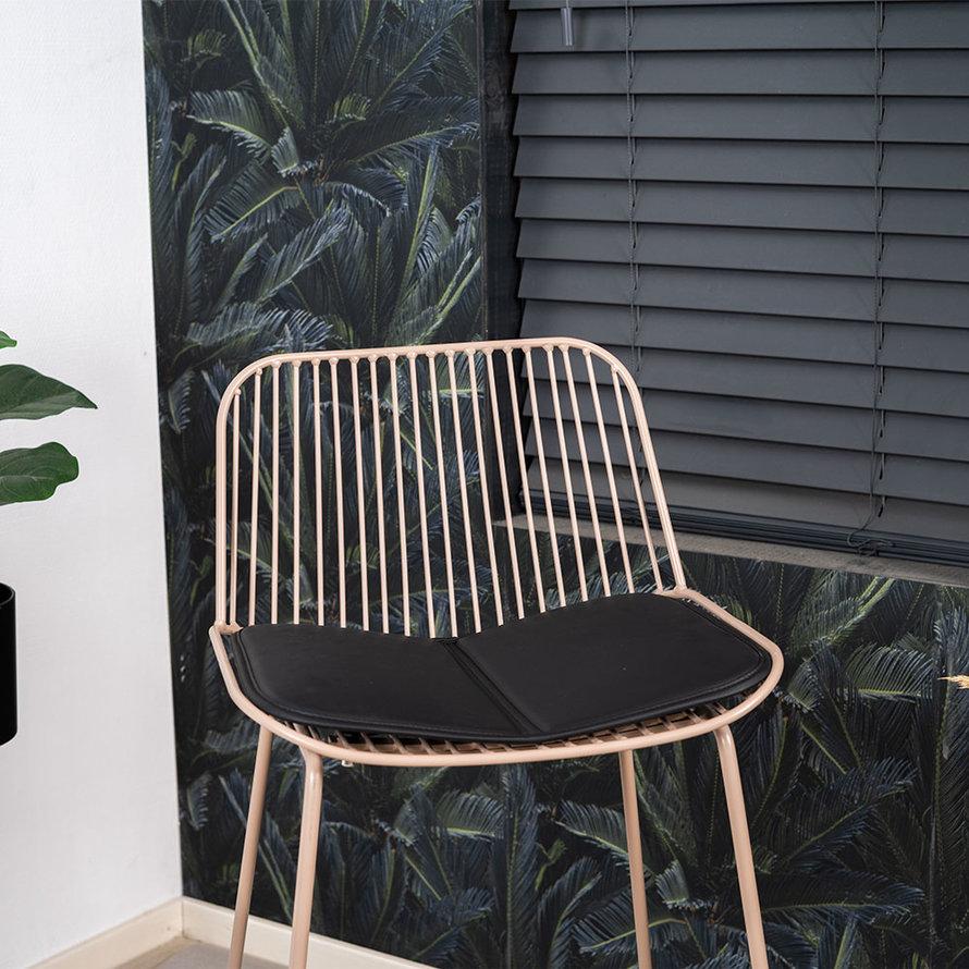 Design barkruk Jenny taupe 67 cm