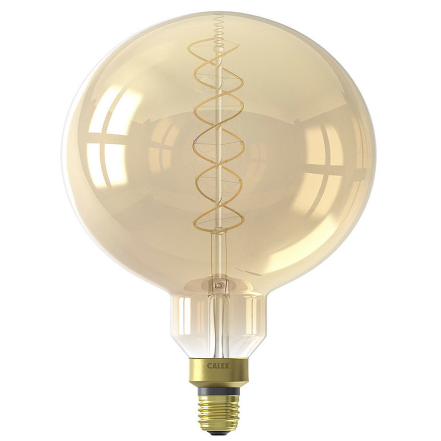 Lichtbron LED bol  amberkleurig Ø20 cm