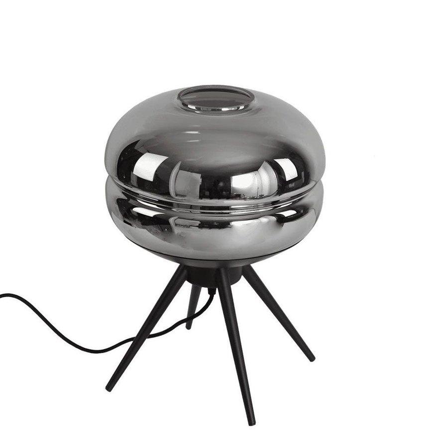 Tafellamp Jody 1-lichts Smoke