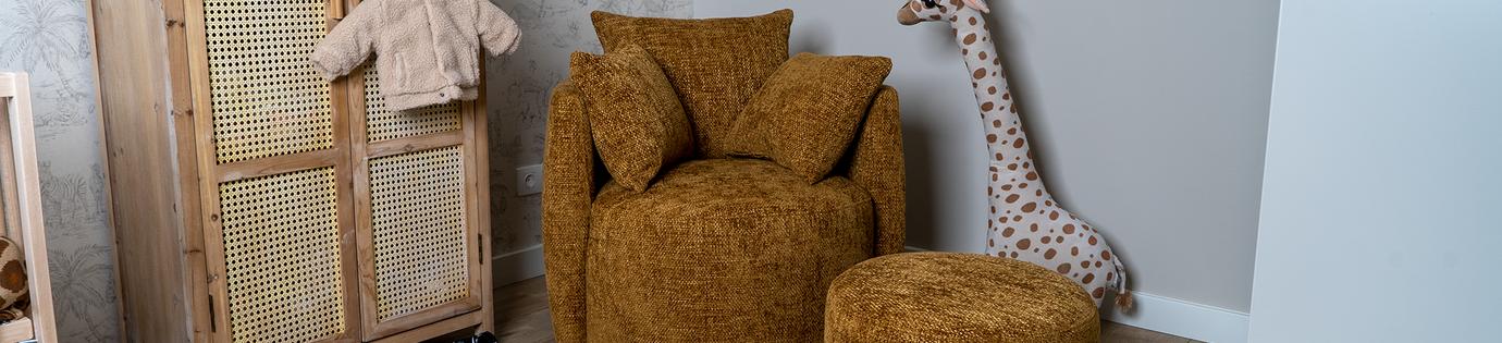 5x tips voor de perfecte stoel in de babykamer!