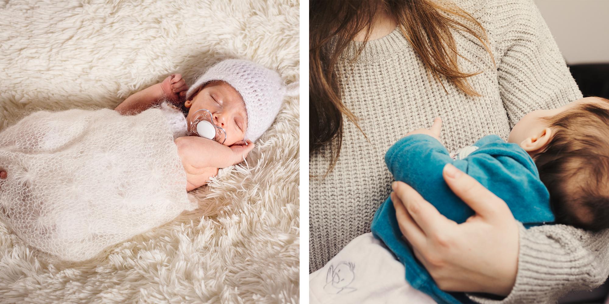 Stoel in babykamer