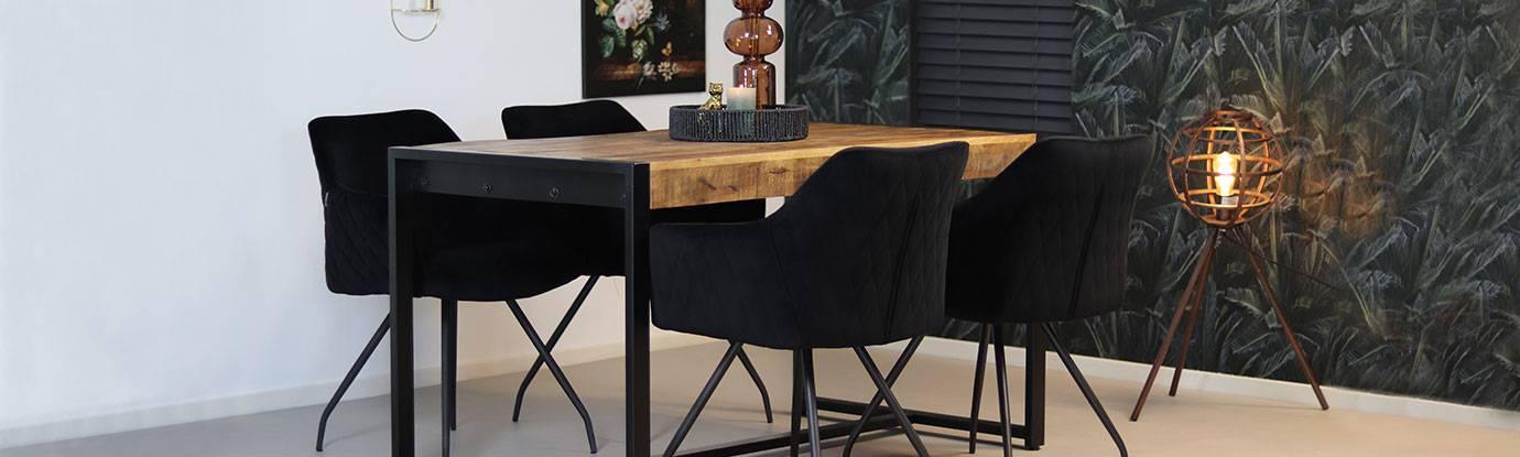 Op zoek naar industriële of vintage meubels?