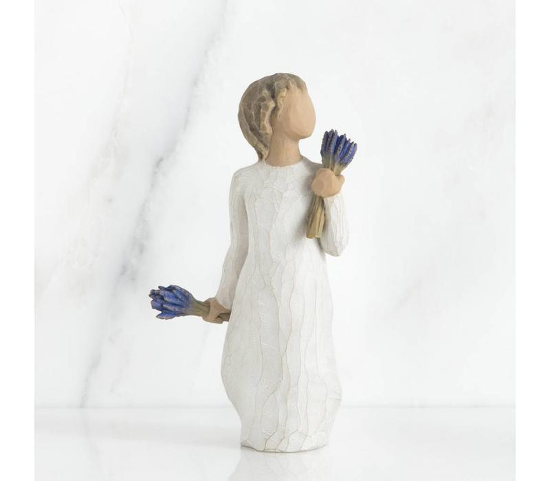 Willow Tree - Lavender Grace