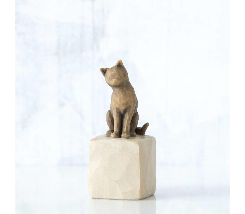 Willow Tree - Love my Cat