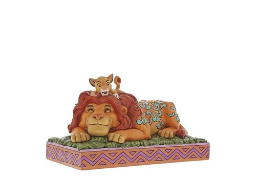 Disney Traditions A Father's Pride (Simba & Mufasa) - Disney Traditions