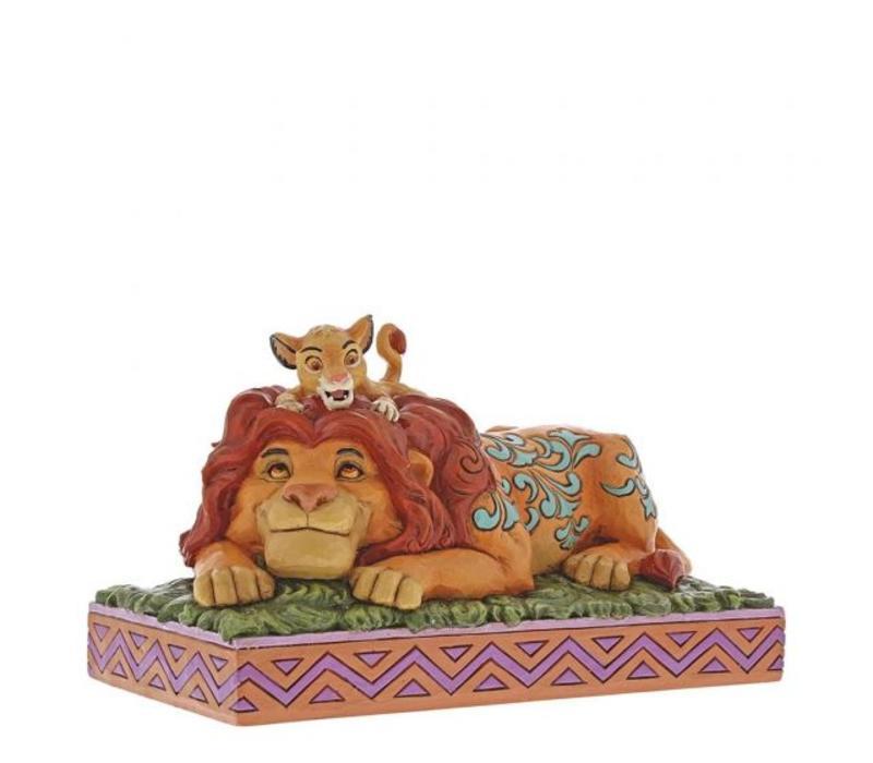 Disney Traditions - A Father's Pride (Simba & Mufasa)