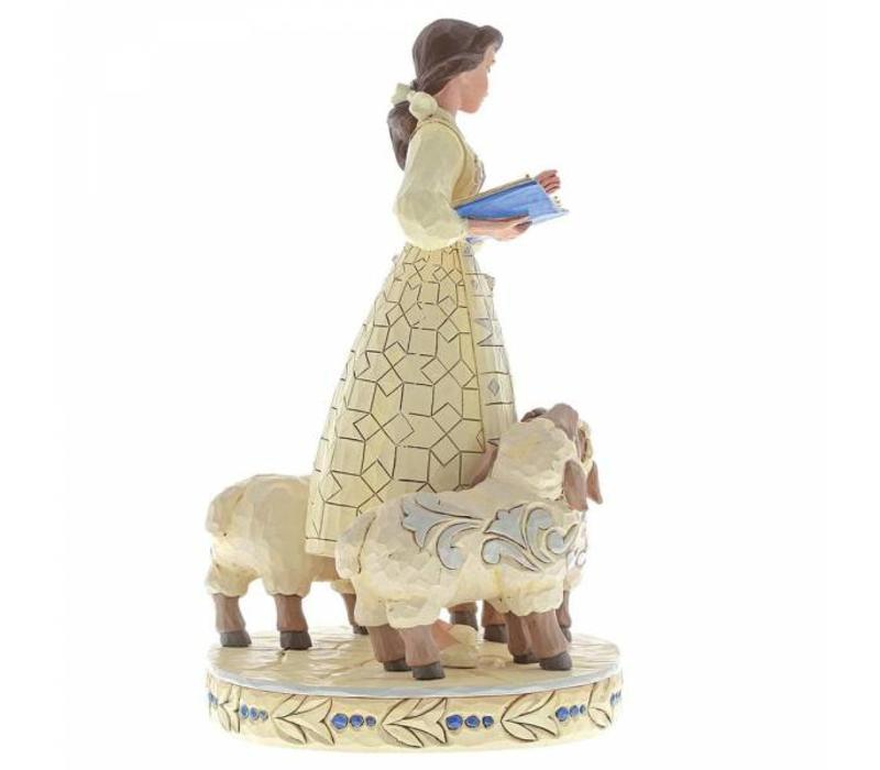 Disney Traditions - Bookish Beauty (Belle with Sheep)