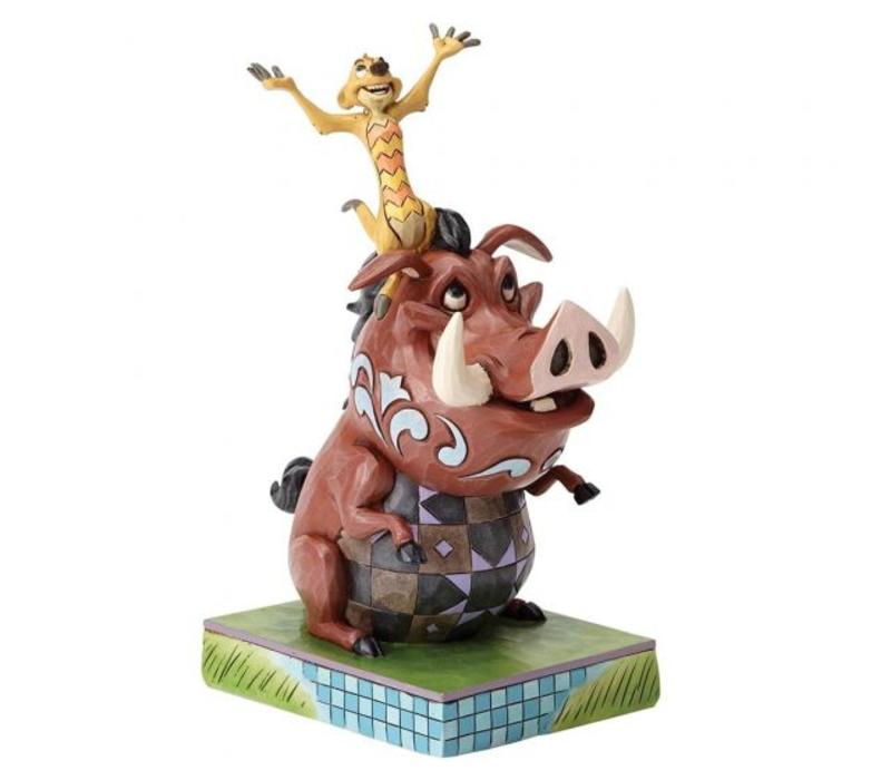 Disney Traditions - Carefree Cohorts (Timon and Pumbaa)
