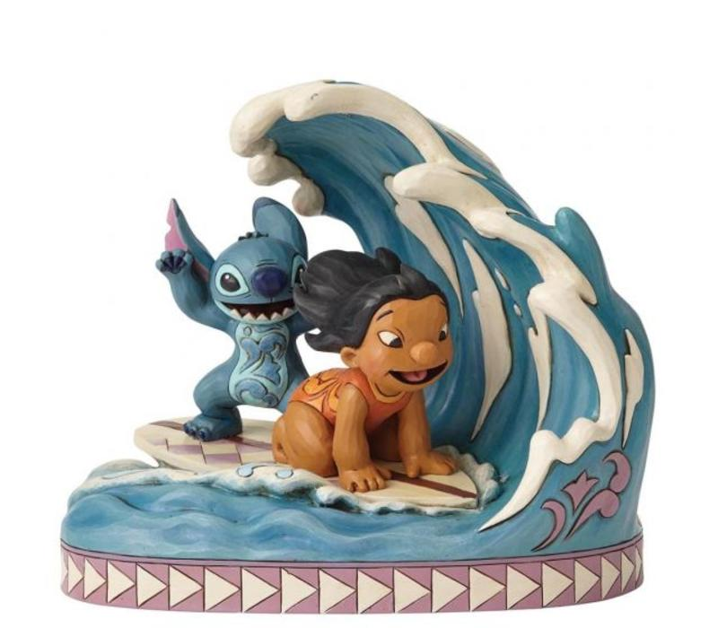 Disney Traditions - Catch The Wave (Lilo and Stitch 15th Anniversary Piece)