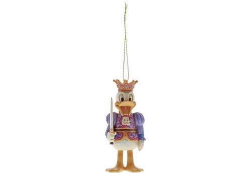 Disney Traditions Donald Duck Nutcracker Ornament