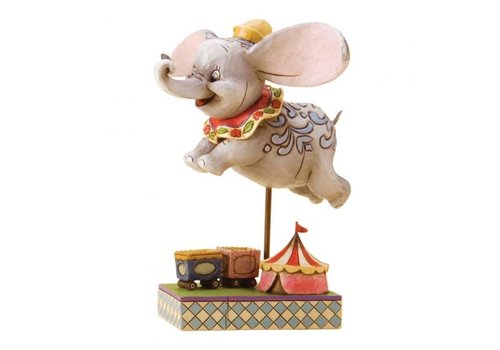 Disney Traditions Faith in Flight (Dumbo) - Disney Traditions