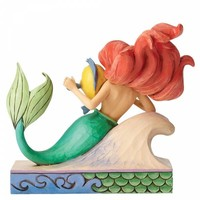 Disney Traditions - Fun and Friends (Ariel with Flounder)