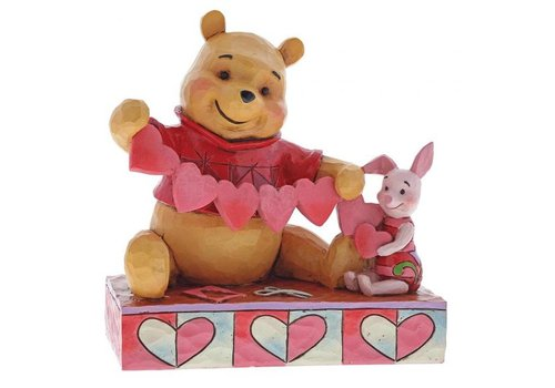 Disney Traditions Handmade Valentines (Pooh & Piglet) - Disney Traditions