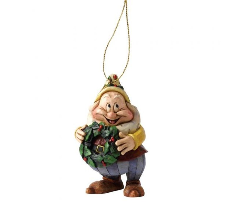Disney Traditions - Happy Hanging Ornament