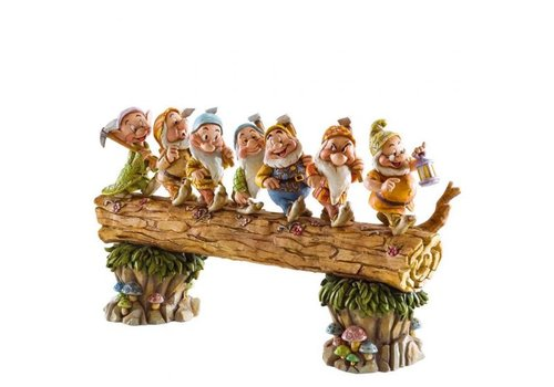 Disney Traditions Homeward Bound (Seven Dwarfs) - Disney Traditions
