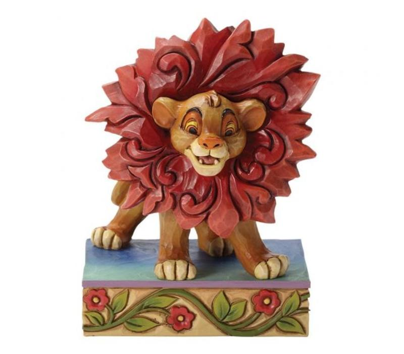 Disney Traditions - Just Can't Wait To Be King (Simba)