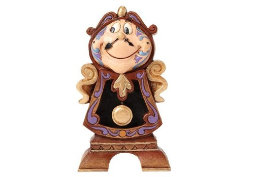 Disney Traditions Keeping Watch (Cogsworth) - Disney Traditions