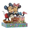 Disney Traditions Disney Traditions - Kissing Booth (Mickey Mouse & Minnie Mouse)