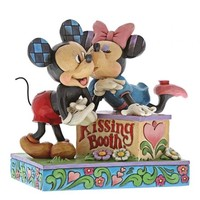 Disney Traditions - Kissing Booth (Mickey Mouse & Minnie Mouse)