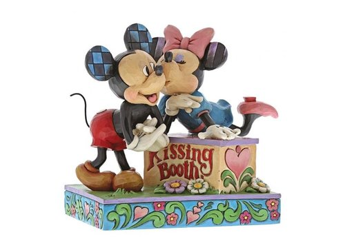 Disney Traditions Kissing Booth (Mickey Mouse & Minnie Mouse) - Disney Traditions