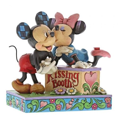 Kissing Booth (Mickey Mouse & Minnie Mouse)