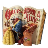 Disney Traditions - Love Endures (Storybook Beauty & The Beast)
