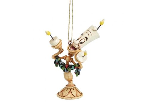 Disney Traditions Lumiere Hanging Ornament - Disney Traditions