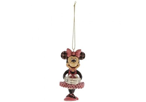 Disney Traditions Minnie Mouse Nutcracker Hanging Ornament - Disney Traditions