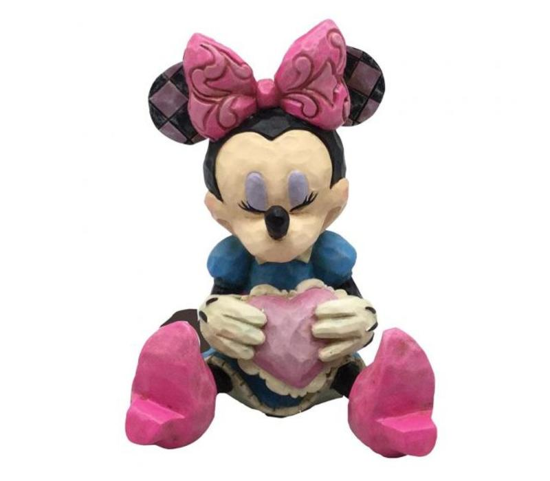 Disney Traditions - Minnie Mouse with Heart Mini