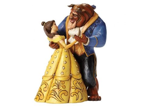 Disney Traditions Moonlight Waltz (Beauty & The Beast)
