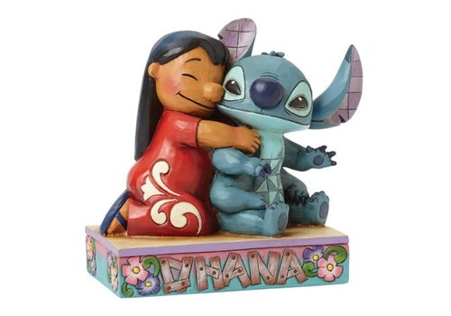 Disney Traditions Ohana Means Family (Lilo & Stitch)