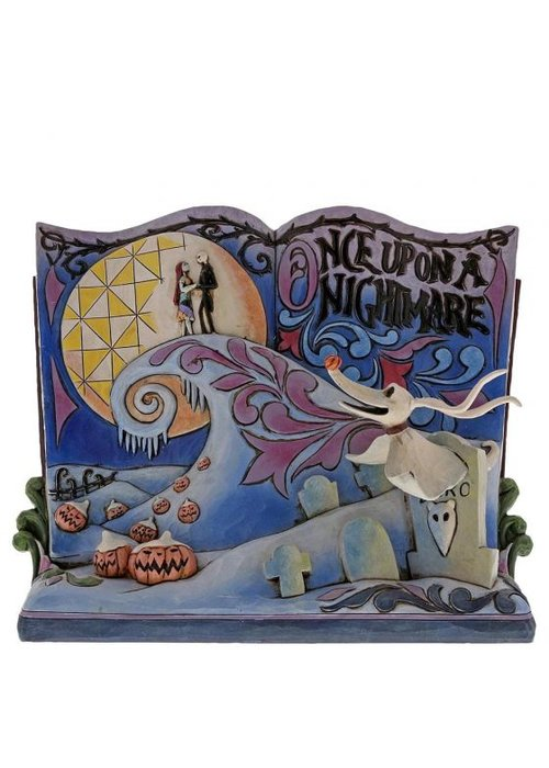 Disney Traditions Once Upon A Nightmare Storybook - Disney Traditions