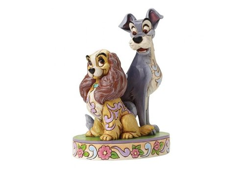 Disney Traditions Opposites Attract (Lady & The Tramp)