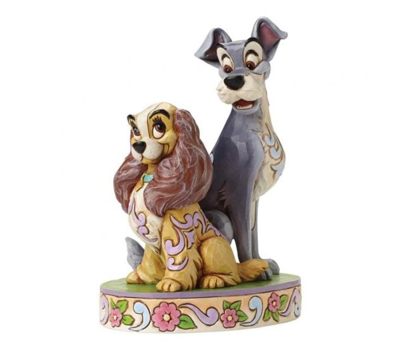 Disney Traditions - Opposites Attract (Lady & The Tramp)