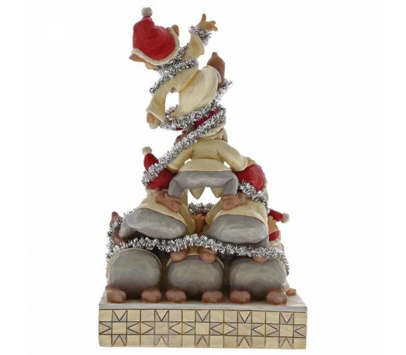 Disney Traditions - Precarious Pyramid (Seven Dwarfs)