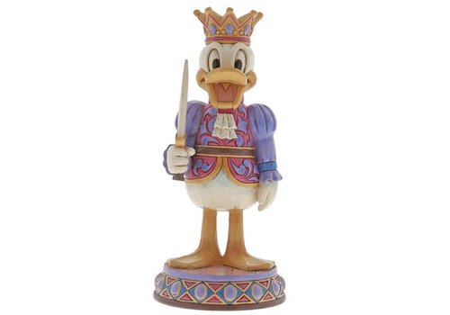 Disney Traditions Reigning Royal (Donald Duck)