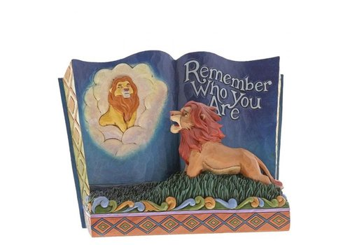 Disney Traditions Remember Who You Are (Storybook The Lion King) - Disney Traditions