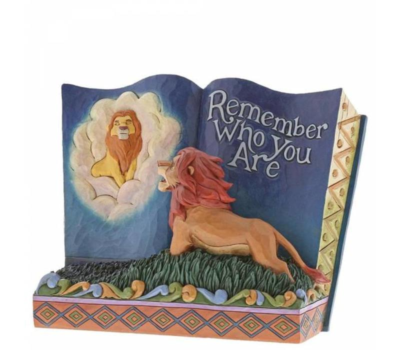 Disney Traditions - Remember Who You Are (Storybook The Lion King)